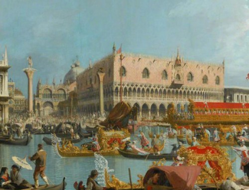 VIP transports innovative exhibition:  Splendore a Venezia to the Portland Art Museum in Oregon