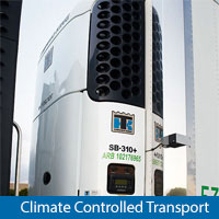 Climate Controlled Wine Transport