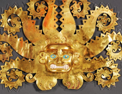 Peru: Kingdoms of the Sun and the Moon exhibit to the Seattle Art Museum