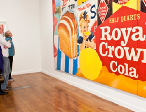 VIP transports critically acclaimed Pop Art and Beyond: Tom  Wesselmann Exhibit Tour